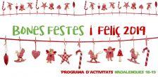 El Nadal arriba a Dosrius farcit d'activitats