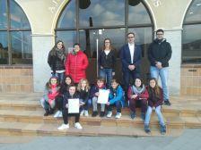 Els alumnes de l'Escola Castell de Dosrius presenten les seves cooperatives escolars