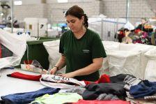 Dosrius recull més d'11 tones de roba usada en el primer semestre de 2018
