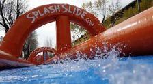 Splash slide