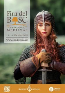 XV Fira del Bosc-Canyamars Medieval