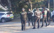 Operatiu policial conjunt entre la Policia Local i la Guàrdia Civil