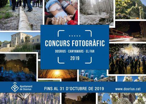 L'Ajuntament impulsa el III Concurs Fotogràfic de Dosrius, Canyamars i El Far