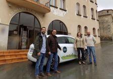 Reunió amb la cooperativa mataronina 'Som Mobilitat'