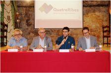 Presentació pública de la xarxa supramunicipal Quatre Ribes